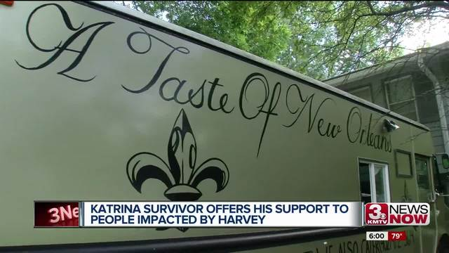 Local reverend to help Harvey victims as he did during Katrina