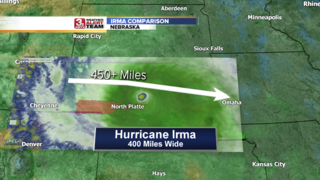 Irma Strongest Hurricane Ever in the Atlantic