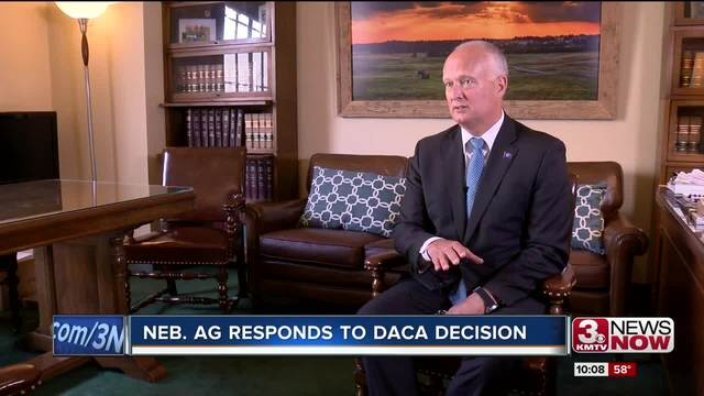 Paxton leads the way against DACA