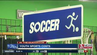 In the classroom: The cost of youth sports