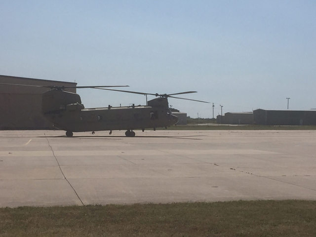 Iowa National Guard sending airmen to Puerto Rico