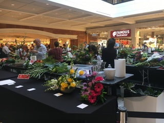 Florists compete in Extreme Floral Challenge
