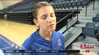 Creighton volleyball set to start Big East play