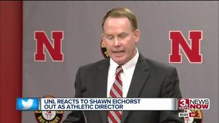 Reaction to Eichorst's ouster as Huskers AD