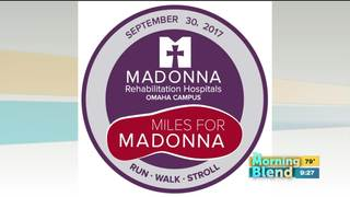 Miles for Madonna 5K run/1-mile Walk 9/22/17
