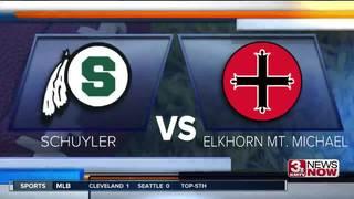 OSI Game Night: Schuyler vs. Elkhorn Mt. Michael