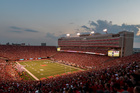 Huskers to play night game vs. Purdue