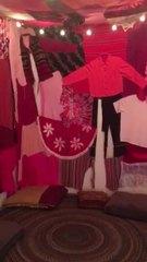 Feminist art show weaves women together