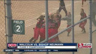 Bishop Neumann claims first state softball title