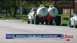 Remembering Tekamah man who died in ammonia leak
