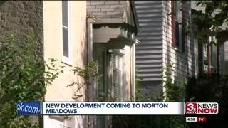 Proposed development coming to Morton Meadows