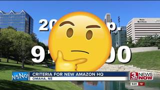 Does Omaha meet Amazon's criteria for HQ2?