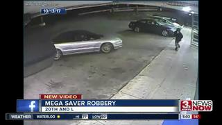 OPD releases video from Mega Saver robbery