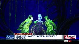Behind the scenes: Disney's 'The Little Mermaid'