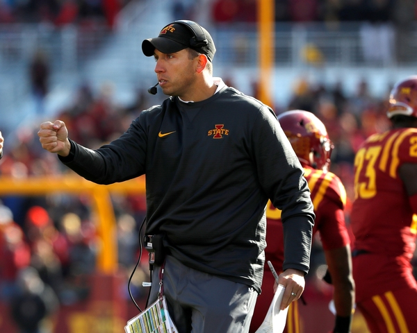Cyclones, Matt Campbell agree to 6-year extension