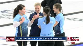 Olympic Curling trials to finish on Saturday