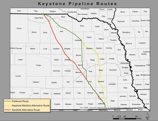 Madison County reacts to approved pipeline route
