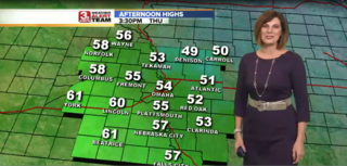 Much Warmer for the Holiday Weekend