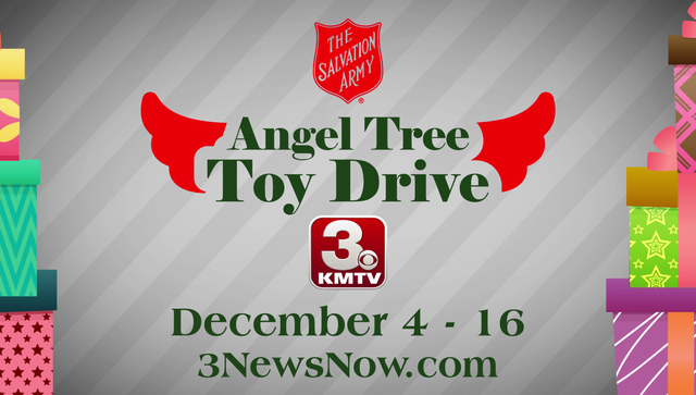 The Salvation Army's Angel Tree Christmas assistance program in need of donations
